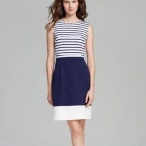 Kate spade Sarita Stripe Colorblock Dress